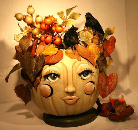 """Lady Autumn"""