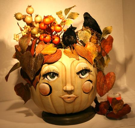 """""""Lady Autumn"""""""